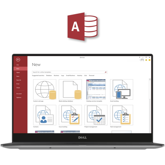 Microsoft Access 2016 SoftwareSupply.net
