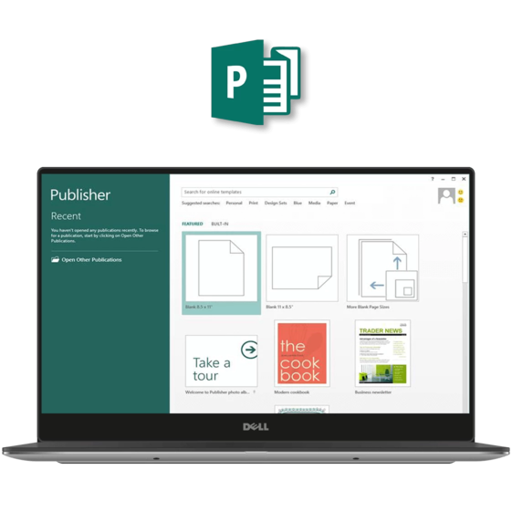 Microsoft Publisher 2016 SoftwareSupply.net