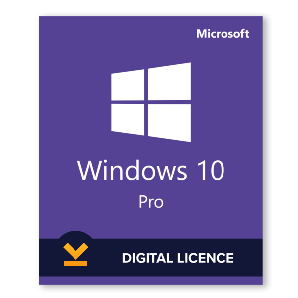Windows 10 Pro Licensety.