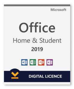 Office 2019 Home & Student license