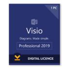 Visio 2019 License