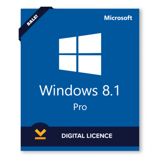 Windows 8.1 Pro License
