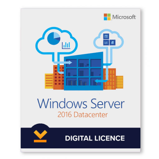 Windows Server 2016 Datacenter License