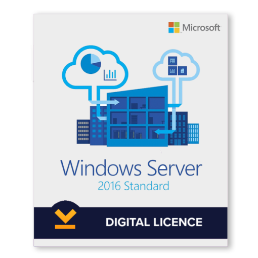 Windows Server 2016 Standard License
