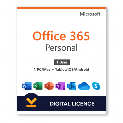 Office 365 Personal license